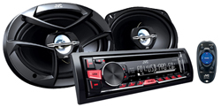 CD Receivers  jvc kd pkr4690