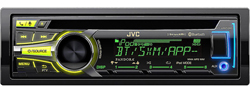 CD Receivers  jvc kdar959bs