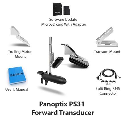 garmin panoptix ps31