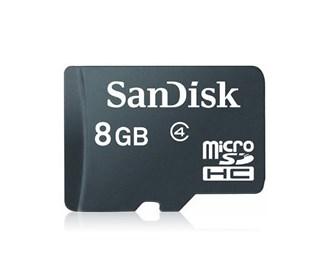 LG MicroSD 8GB