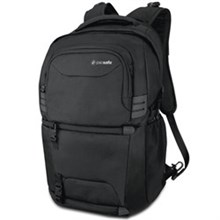 Pacsafe Backpacks and Travel Bags pacsafe camsafe v25 black