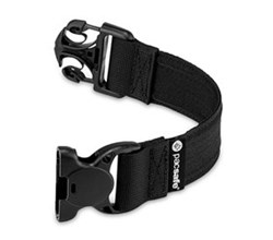 Pacsafe Travel Accessories pacsafe strap extender 3.8x25cm black