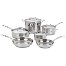 Cuisinart Cooking Sets  9 to 11 Piece Sets cuisinart 77 10