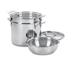 Cuisinart Stainless Steel Cooking Sets cuisinart 77 412