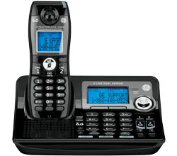General Electric RCA DECT 6 Cordless Phones 28165FE1