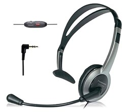 Panasonic Corded Headsets panasonic kx tca430