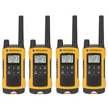 4 Radios motorola t400