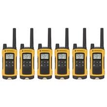 6 Radios motorola t400