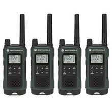 4 Radios motorola t465