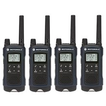 4 Radios motorola t460