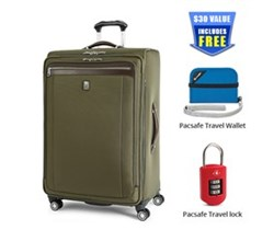 Travelpro Check in Spinners 4 Wheels PM2 25 inch Exp Spinner Suiter
