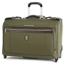 Travelpro Carry on Rollaboards 2 Wheels PM2 Carry on Rolling Garment Bag