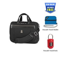 Travelpro Platinum Magna Carry On Luggage travelpro pm2 15.6inch cpf business brief black