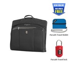 Travelpro Carry on Garment Bags travelpro pm2 bi fold garment valet