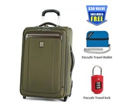 Travelpro Platinum Magna Carry On Luggage PM2 22 inch Exp Rollaboard Suiter