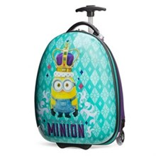 Travelpro 16 inches travelpro 16inch kids hardside minions
