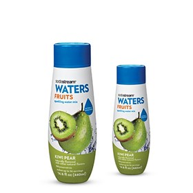 sodastream kiwi pear sodamix 2 pack