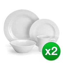 Dinnerware Sets cuisinart kit cdp01 s4wl 2