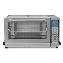 Toasters and Ovens cuisinart tob 135