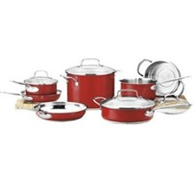 Cuisinart Stainless Steel Cooking Sets cuisinart css 11mr