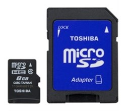 Toshiba Memory Cards and Flash Drives toshiba pfm008u 1dak