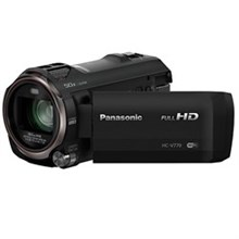 Panasonic Camcoders panasonic hc v770k