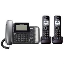 Panasonic 2 Line Corded Phones panasonic kx tg9582b