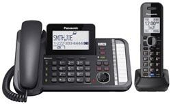 Panasonic Corded Cordless Phones kx tg9581b