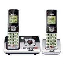VTech two handset phones vtech cs6829 2