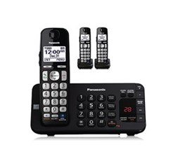 Panasonic DECT 6 0 3 Handsets panasonic kx tge243b