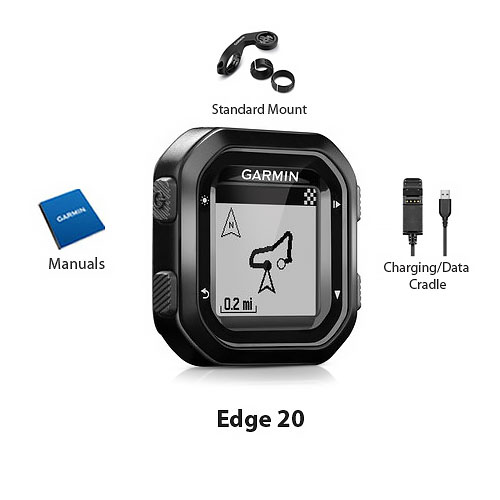 garmin edge 20 computer only