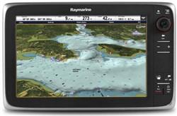 raymarine C127 Sonar