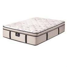 Serta Queen Size Plush Pillow Top Mattress Only chadwick spt mattress