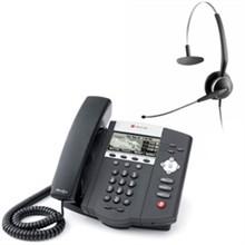 Polycom Call Center 2200 12450 001 w Headset Option