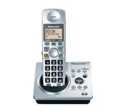 Panasonic DECT 6 0 1 Handset panasonic kx tg1031