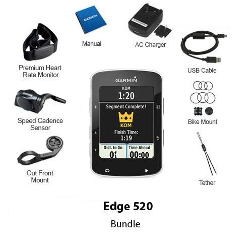garmin edge 520 bundle