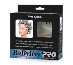 BaByliss Pro Nano Titanium Series babyliss pro roller clips