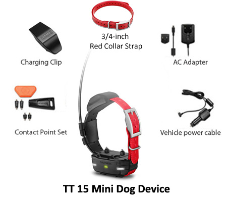 garmin tt 15 mini dog device