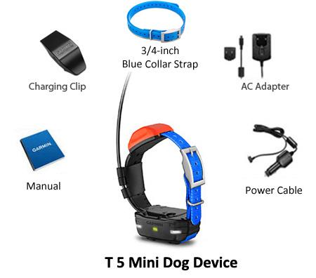 garmin t 5 mini dog device 010 01486 10