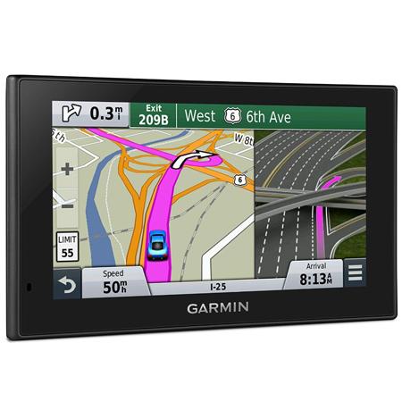 garmin nuvi 2699lmthd 6 wide touchscreen gps w free. Black Bedroom Furniture Sets. Home Design Ideas