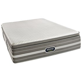 beautyrest recharge hybrid stockport ultimate luxury plush king size mattress