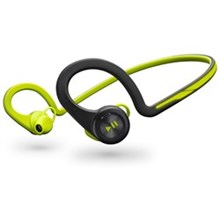 Plantronics Reconditioned Wireless and Corded Headsets backbeat fit green