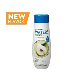 sodastream water essence pear sodamix