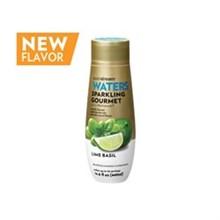 SodaStream Fruit Drink Mix Flavors sodastream sparkling gourmet lime basil sodamix