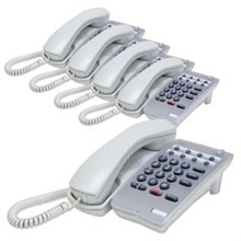 Analog Phones 780026 5pack