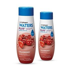 sodastream vita cranberry sodamix 2 pack