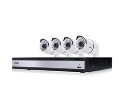 Uniden Video Surveillance 4  Camera Systems uniden udvr45x4