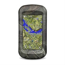 Hiking  garmin montana 610t camo