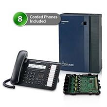 Telephone Systems panasonic kx tda50g dt543