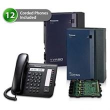 12 Phone Bundles panasonic kx tda50g dt521 16x vm